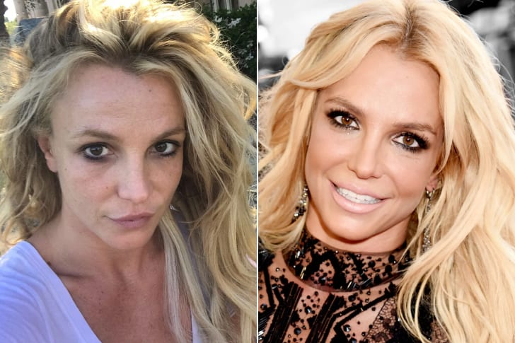 CELEBS CAUGHT WITHOUT MAKEUP, THE PROOF THEY ARE NATURALLY ...